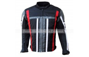 TEMPEST TEXTILE MOTORCYCLE JACKET THREE COLOR