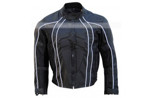 TEMPEST TEXTILE MOTORCYCLE JACKET TWO COLOR