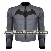 ARKHAM KNIGHT LEATHER JACKET