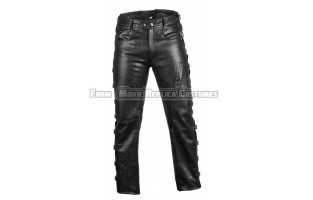 WOMEN'S COMFORT STYLE LEATHER PANT